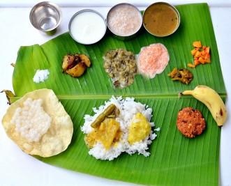 Andhra Thali