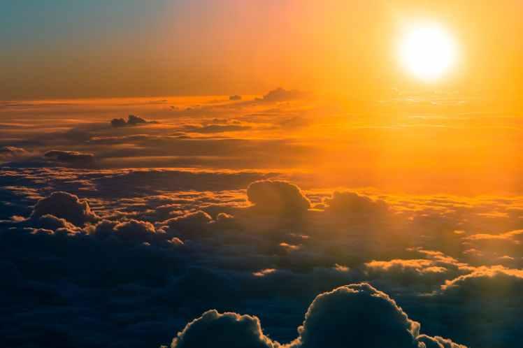 clouds sunset 2