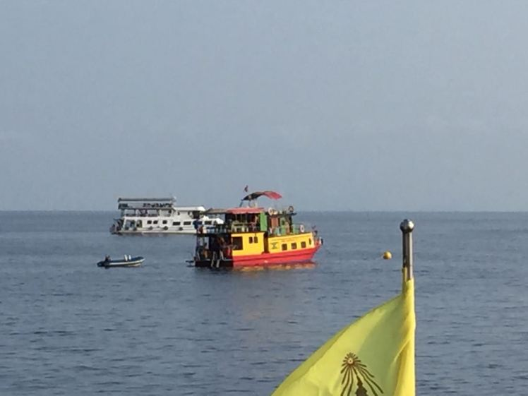 Cute Jamaican Boat